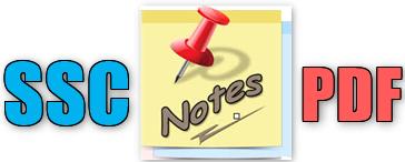 SSC NOTES PDF