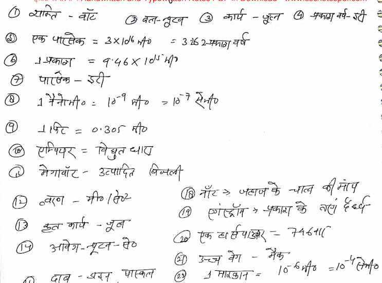 100 General Science Question Answer PDF Free Download