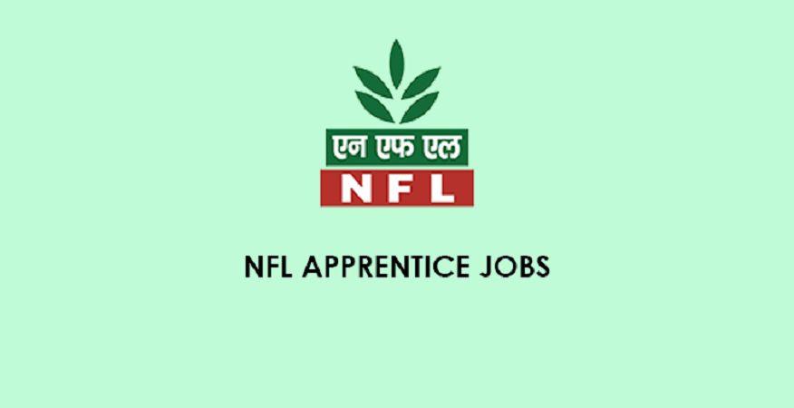 NFL Apprentice Jobs 2019 Notification