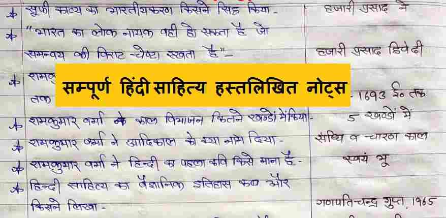 Hindi Vyakaran Objective Questions