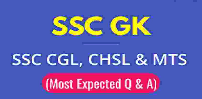 general-knowledge-for-ssc-cgl-2019