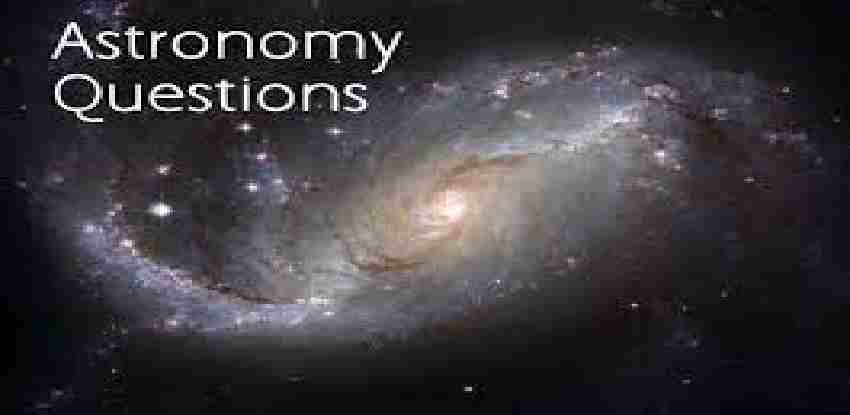 Astronomy Quiz Questions and Answers