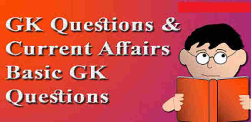 Current GK Questions and Answers