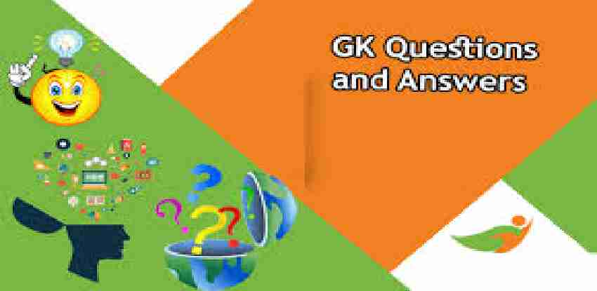 New GK Questions with Answers