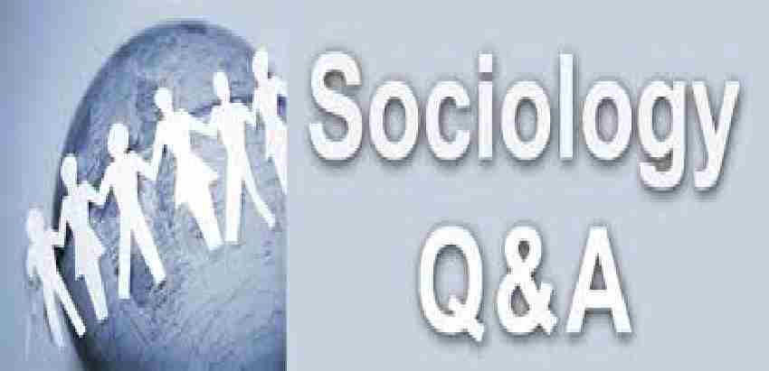 Sociology of Education Questions